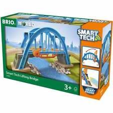 Brio 33961  Wooden Railway - Smart Tech Lifting Bridge