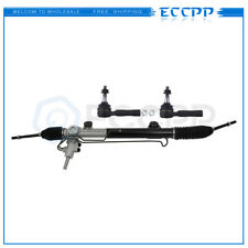 Complete Power Steering Rack And Pinionouter Tie Rod Ends For Dodge Dakota
