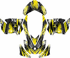 SKIDOO SNOWMOBILE DECAL WRAP KIT  FOR REV,XP, XR,XS,XM, MXZ  96-17  FX V1