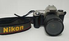 Nikon N65 35mm Slr Film Camera Nikon Af Nikkor 28-80mm 1:3.3-5.6G Lens Untested