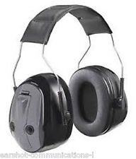 3M Peltor Optime MT155H530A 380 Push To Listen Ear Muff Defenders Free UK Ship