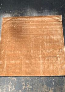 (RO-0044) HAND WOVEN ART-SILK RUG (200x205cm)
