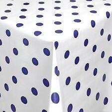 Rechteckige Tischdecken aus PVC