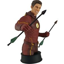"DC Comics The Flash TV ""Training With Oliver"" Mini Bust - San Diego Comic Con 20"