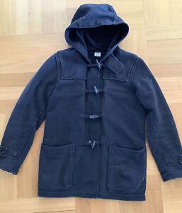 C.P. COMPANY M 48 heavy Jersey Cotton Duffle Coat Parka made in Italy 1st pat