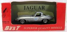 Voitures, camions et fourgons miniatures gris pour Jaguar 1:43