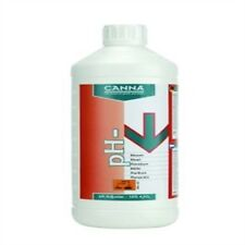 Canna pH- Minus Senker Blüte Pflanzen-Dünger 1-L NPK korrektor Grow