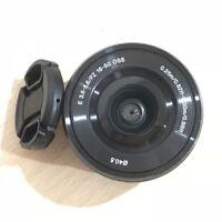 Sony SELP1650 SEL16-50mm F/3.5-5.6 PZ OSS Camera Lens For Sony E -Mount Black