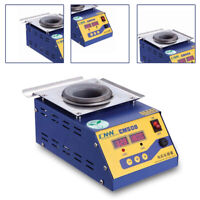 900W Preheat Preheating Soldering Pot Microcomputer digital control 0°C-400°C