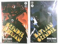 US DC Comics Batman/GRENDEL 1 e 2 da 2 completa