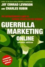 Guerrilla Marketing Online: The Entrepreneur's Guide to Earning Profits on the I