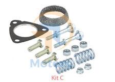 FK90887C Exhaust Fitting Kit for Petrol Catalytic Converter BM90887 BM90887H