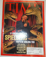 Time Magazine Steven Spielberg Successful Movie Maker May 1997 031215R2