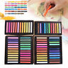 Soft Pastels Set 12 24 36 48 Color Drawing Painting Square Chalk Crayon Pastels