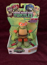 Nickelodeon TMNT Half-Shell Heroes Nunchuk-Twirling Mikey