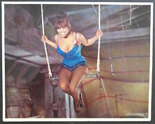 Circus World 1964 - 12 Lobby Cards - Claudia Cardinale John Wayne Rita Hayworth