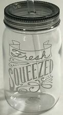 New Drinkware Mug (MASON JAR / CUP) Clear 6