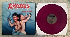 Exodus - Bonded By Blood (Ltd Ed Purple Vinyl + Poster + Flyer + Lyric Sleeve)