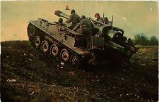 CPA Militaire, Obusier de 155 Automouvant (278031)