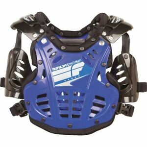 Blue Fly Racing Convertible II Pee Wee Roost Deflector