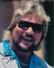 Ted Dibiase autographed 8x10 #3 WWE Free Shipping The Million Dollar Man