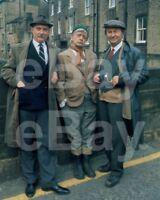 Last of the Summer Wine (TV) Bill Owen, Michael Bates, Peter Sallis 10x8 Photo