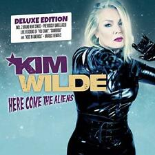 WILDE, KIM-HERE COME THE.. -DELUXE- (US IMPORT) CD NEW