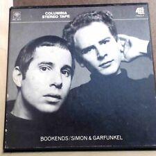 Reel-to-Reel Tape: Simon & Farhunkel Bookends, Columbia 3 3/4 IPS
