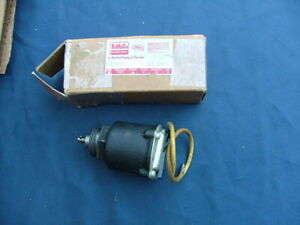 1957-66 Ford Galaxie overdrive governor, NOS! B8A-6919-A Edsel