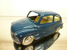 PAYA FIAT 600 - BLUE L16.0cm - VERY GOOD CONDITION