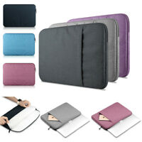 NoteBook Sleeve Case Carry Bag for 13 / 15 inch Dell Lenovo HP Laptop Cover Bags