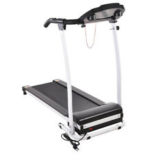 Yescom (05FET001-0801-07) Folding Electric Treadmill - White