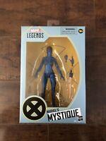 Marvel Legends Series X-Men Mystique 6 inch Action Figure - E9284 - New in box!!