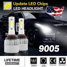 9005 HB3 6500K 252W 25200LM LED High Beam Headlight Kit hight power  Bulbs us