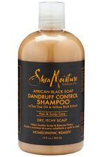 Shea Moisture afrikanische schwarze Seife Tiefenreinigung Shampoo 384 Ml