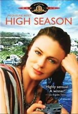 High Season Jacqueline Bisset NEW DVD Buy 2 Items-Get $2 OFF