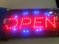 Led Open Sign Brand New