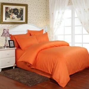 100% Cotton Bedding Set Queen Full King Size Duvet Cover&Fitted Sheet&Pillowcase