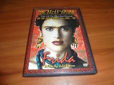 Frida (DVD, 2003, 2-Disc Widescreen) Used Salma Hayek, Alfred Molina