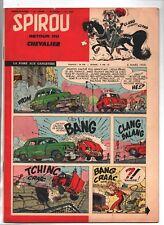 SPIROU n°1158 - 23 JUIN 1960  - sans le mini-récit. Bon état