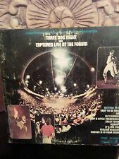 Three Dog Night Live At The Forum Used, Vintage 9/12/1969