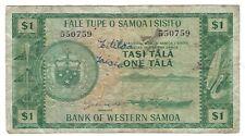 New listing Samoa - One (1) Tala