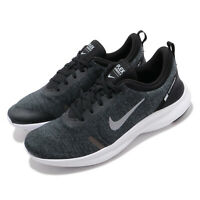 Nike Flex Experience RN 8 Black Grey White Men Running Shoes Sneakers AJ5900-005