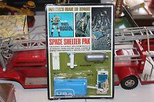 MINT ON CARD VINTAGE 60'S MATTEL MAJOR MATT MASON SPACE SHELTER PAK