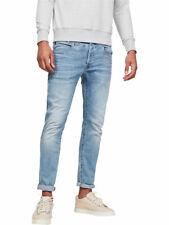 G-Star calcetines para vaqueros stretchjeans D-staq 5-Pocket slim azul-light Indigo aged