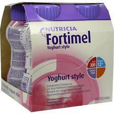 FORTIMEL Yoghurt Style Himbeergeschmack 4X200ml PZN 1124980