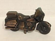 Vintage Motorcycle Bike Die Cast Miniature Pencil Sharpener Steampunk Decor