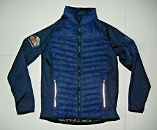 MICROSOFT DEVELOPER Blue Warm INSULATED WINTER JACKET Tech Company Coat Men's L