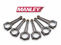 MANLEY TOYOTA SUPRA TWIN TURBO / BASE 2JZ 2JZ-GTE 2JZ-GE I-BEAM CONNECTING RODS