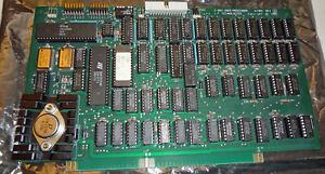 LF Technologies S100 Bus Z80H User-Processor Board A1320, PCB SBC